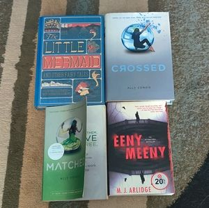 Other - 3 USED & 1 NEW Books